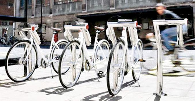 Puesta a punto de las bicicletas