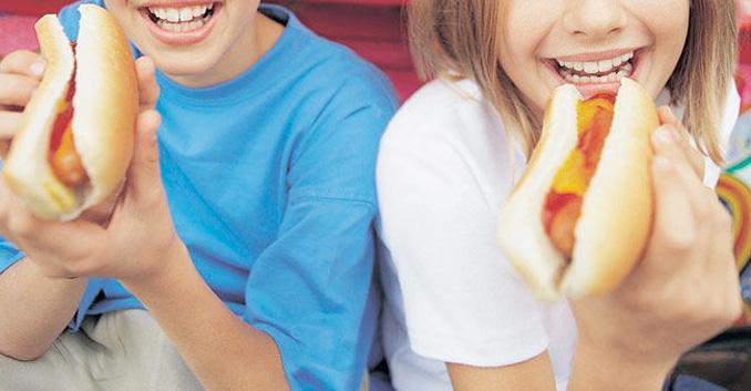 Obesidad infantil: la mala educación alimentaria