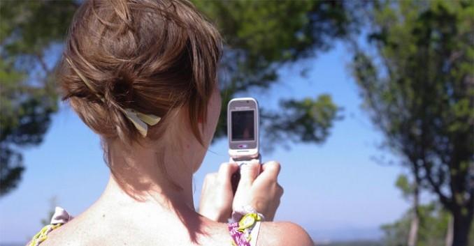 Cámaras de móviles, usos limitados