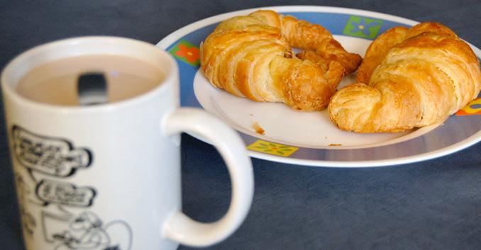 El desayuno adecuado