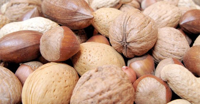 Frutos secos para rendir al máximo