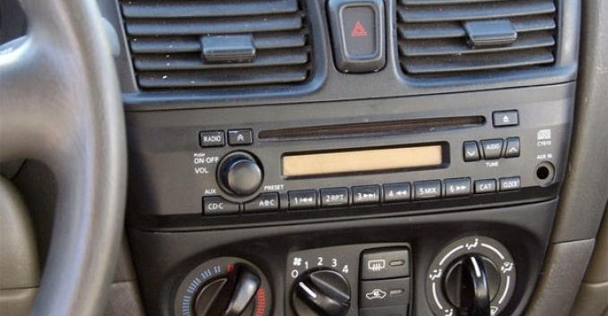 Escuchar MP3 en el equipo del coche