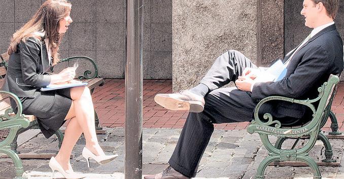 Relaciones de pareja en el trabajo