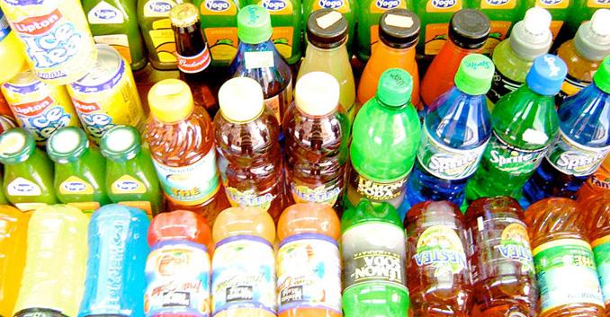 Análisis de 17 bebidas refrescantes