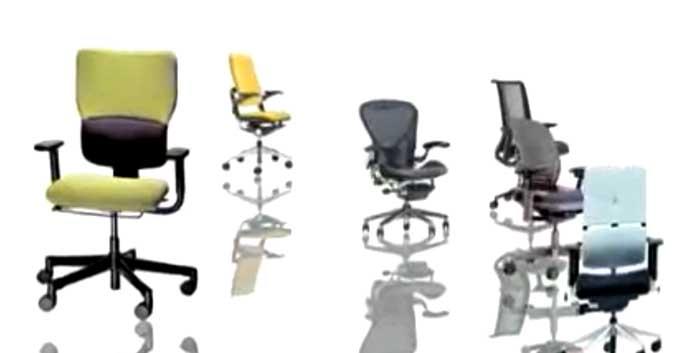 Elegir una silla de oficina