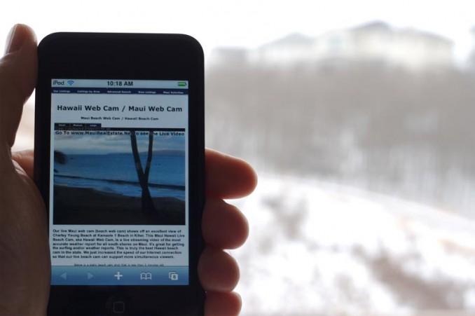 Ver vídeos de Internet en el móvil
