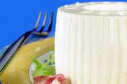Un queso más suave y menos calórico
