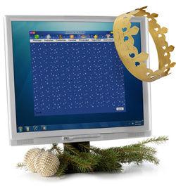 Celebrar las Navidades, también en Internet