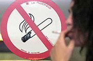 Se fuma en casi la mitad de los lugares en que está prohibido