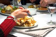 Un de cada tres menús do día suspende en calidade dietética