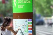 Las ciudades piensan poco en el turista que no las conoce