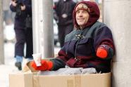 Faltan recursos para las personas sin hogar