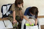 Uno de cada cuatro colegios suspende en seguridad