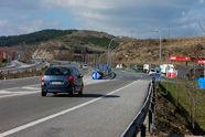 El precio por kilómetro de unas autopistas duplica el de otras