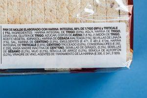 100103 Consumer pan de molde detalle ingredientes 0Z6A7526