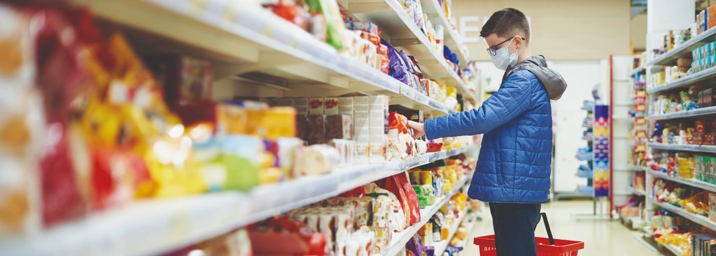 Con que alimentamos os nosos fillos?
